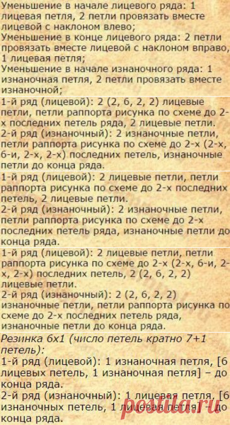 Вязаный женский кардиган с ажуром и косами | DAMские PALьчики. ru