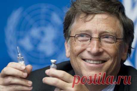 Гейтс назвал единственный способ покончить с коронавирусом в мире - Hi-Tech Mail.ru
