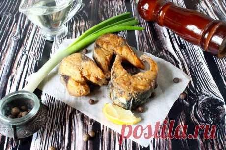 Скумбрия на сковороде жареная рецепт с фото пошагово и видео