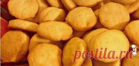 Печенье без маргарина просто и вкусно! | Готовим рецепты | Яндекс Дзен