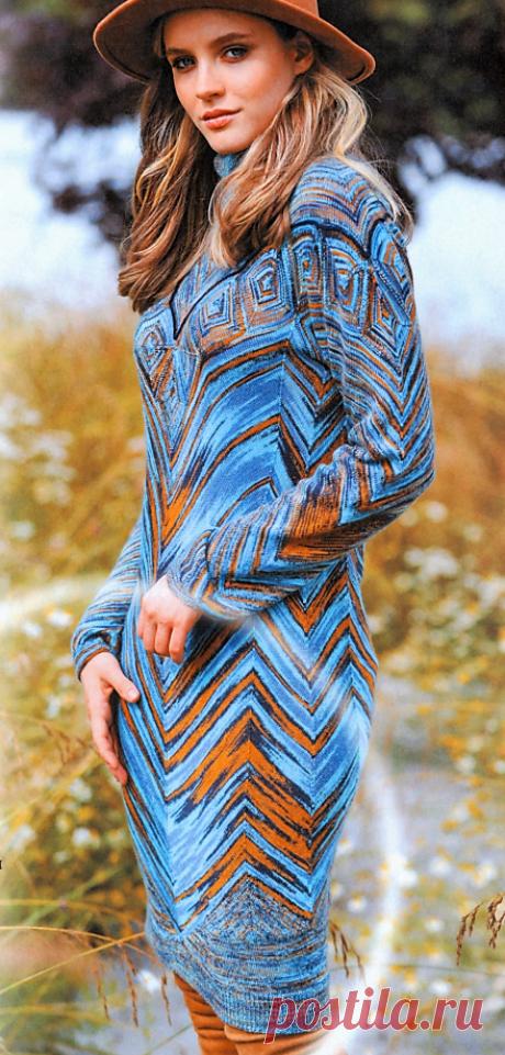 Платья, безрукавка, кардиганы спицами из журнала Мод № 632 | Ирина СНежная & Вязание | Яндекс Дзен