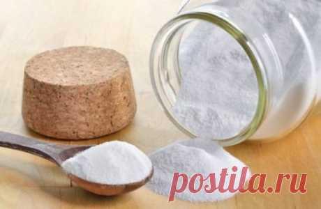 Пищевая сода - лекарство для очищения сосудов и артерий, противопоказания