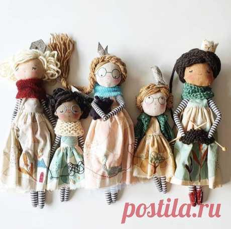 Куклы anacardia_dolls