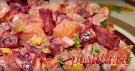 На каждый день салат супер. Готовьте побольше-вам понравится Супер салат на каждый день. Он невероятно просто готовится: все порезал, перемешал и готово! Салат получается вкусным и довольно сытным.И прекрасно впишется в ваше повседневное меню. Необходимые прод…