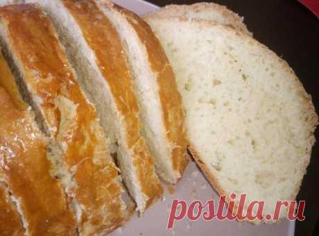 Рецепт домашнего хлеба | ГОТОВИМ ДОМА! | Яндекс Дзен