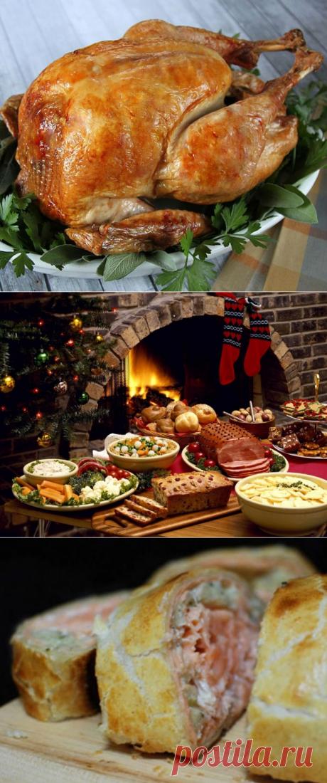 12праздничных блюд совсего мира, которые можно легко приготовить дома