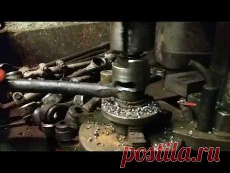 Восстановление рулевых наконечников
