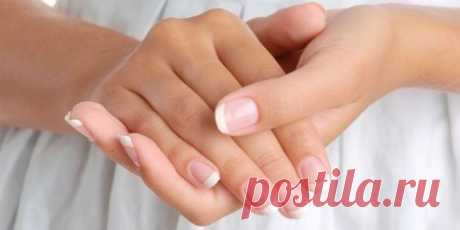 6 best means for strengthening of nails
