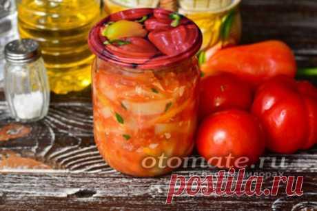 Греческий салат из кабачков на зиму - рецепт с фото пошагово