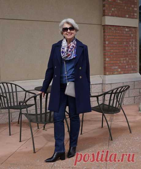 Классные образы от 60-летней модницы Сьюзан Стрит | Модный Lifestyle | Яндекс Дзен