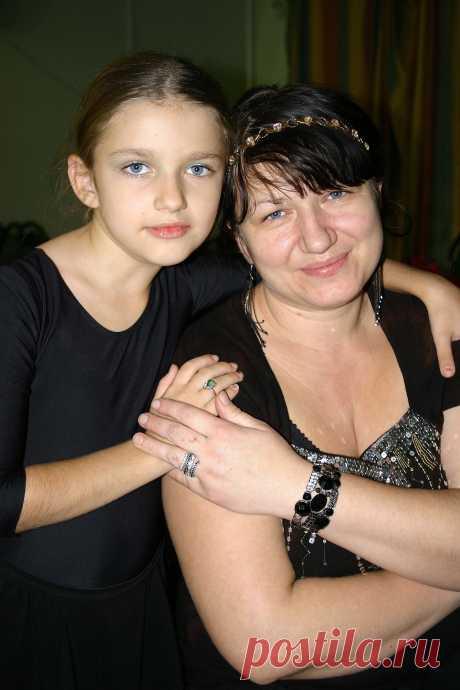Лена и Уля