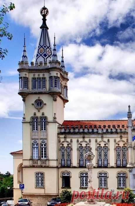 Португалия, Синтра - Путешествуем вместе