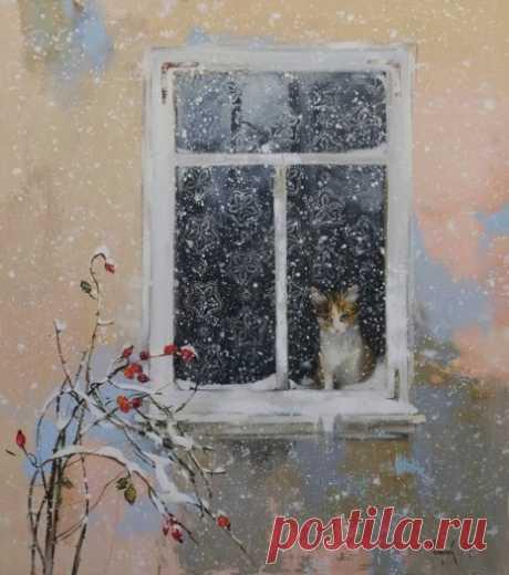 Художник Мария Чепелева | Картины