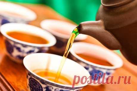 Десять китайских чайных запретов   Четыре вкуса