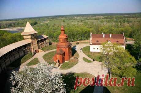 Неймовірна Чернігівщина: Цитадель Батуринської фортеці. ФОТО