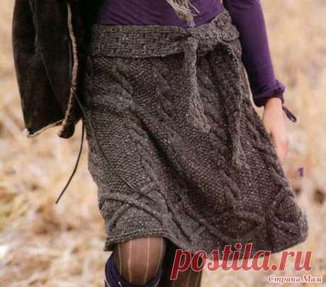 Модели юбок в Вашу коллекцию - Вязание - Страна Мам