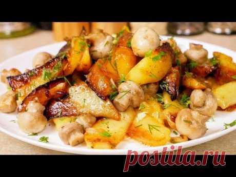 Любимое блюдо Ставропольских цыган, особенно в ПОСТ, цыганка готовит. Gipsy cuisine.