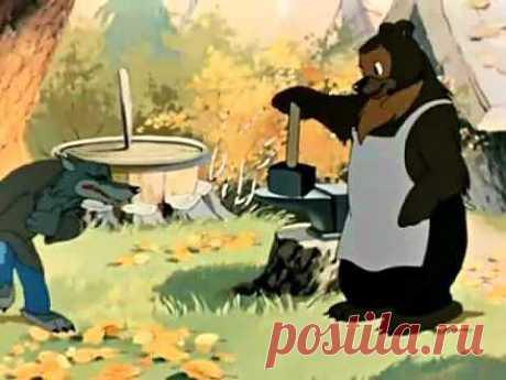 Волк и семеро козлят - YouTube