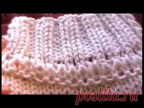 Урок 6-2 Трикотажные швы. Профессиональный кеттельный шов.#crochet #knitting
