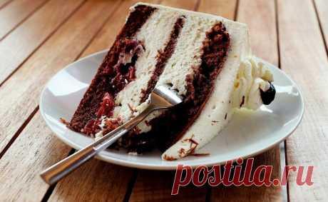 Домашний торт - самый вкусный: рецепт коржей, которые таят во рту   Рекомендательная система Пульс Mail.ru