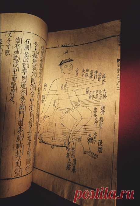 Китайская медицина: тайны древних рецептов