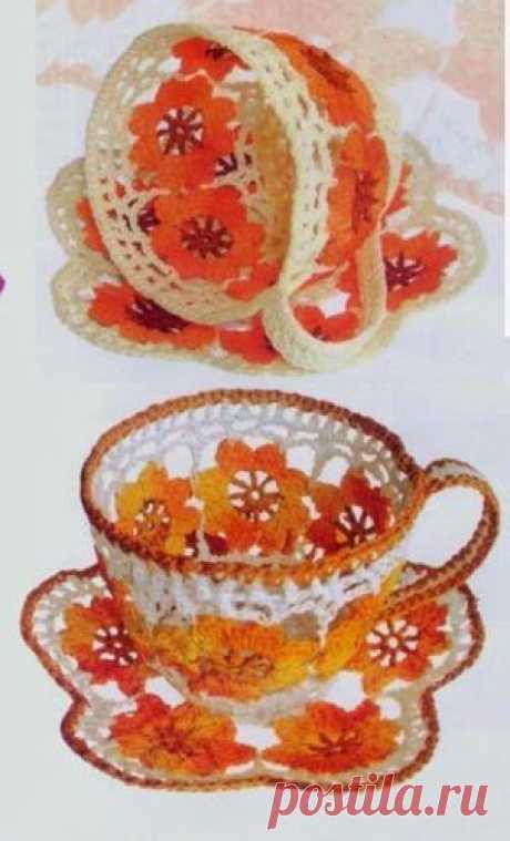 Чайная пара #Разные_мелочи  Доброго утра! А не попить ли нам чайку?)) Замечательный сувенир в форме чайной чашки и блюдца для любителей оригинального)))