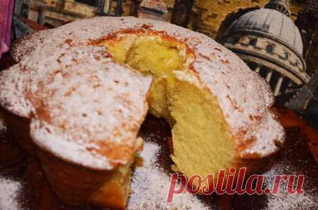 Лимонный кекс - рецепт с фото - как приготовить - ингредиенты, состав, время приготовления - Mail Дети