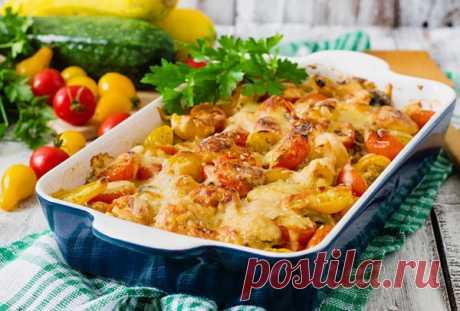 10 recetas de los tostados de hortalizas \/ los tostados \/ 7dach.ru