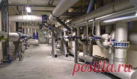 Трубопроводы пара и горячей воды | МеханикИнфо