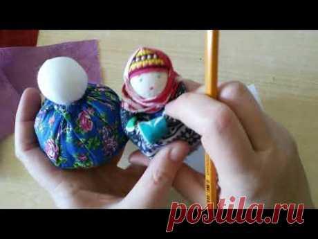 Кукла для начинающих мастер-класс Липовка Светланы