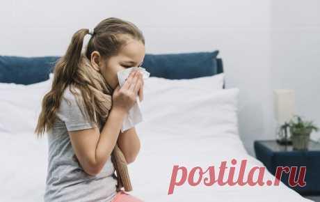 Как лечит насморк дома - советы врача | РБК Украина