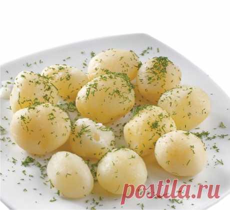 Как быстро приготовить картофель в микроволновке? Ответ тут!
