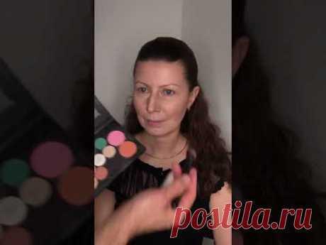 Новый легкий макияж «Коктейль»