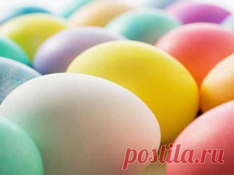 Красим яйца во все цвета радуги природными красителями | Варварушка-Рукодельница
