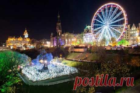 Названы самые дорогие города Европы для празднования Нового года | Туризм