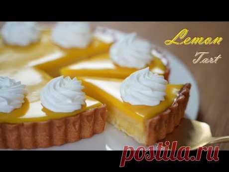 Вимірювання склянки / Дуже смачний рецепт лимонного пирога 🍋 / Lemon Tart