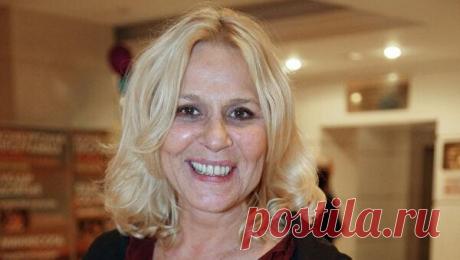 Анне Каменковой 66 лет! Она снимается в кино с 6 лет