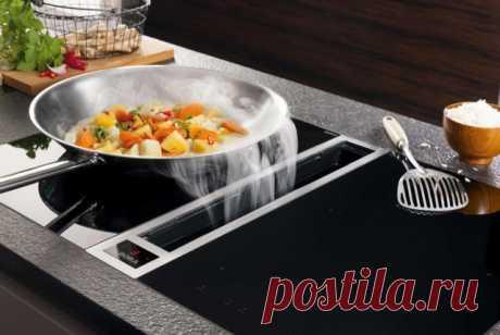 Естественная вентиляция: Как должна работать вытяжка на кухне Изучаем технические нюансы «идеального» кухонного воздухообмена