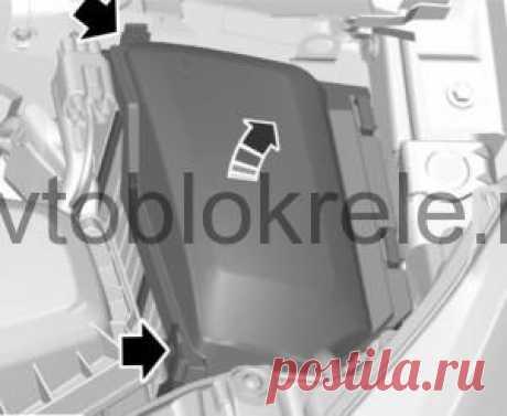 Блок предохранителей и реле Ford Galaxy