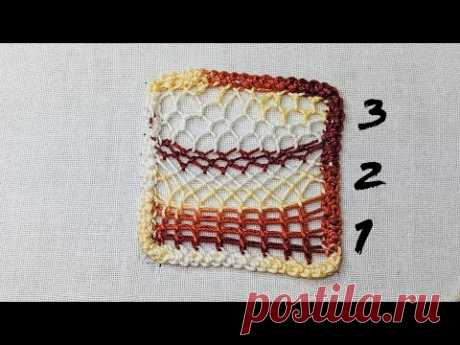 3 Modele umpluturi plasa laseta#82/ Romanian point lace