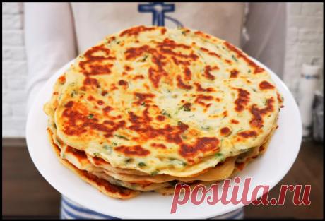 Ленивые Хачапури для завтрака: надо всего 10 минут и минимум продуктов для этой вкуснятины!