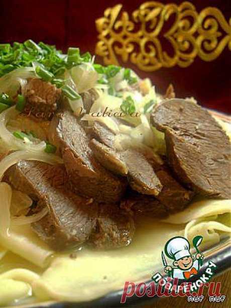 Бешбармак - кулинарный рецепт