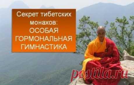 ТИБЕТСКАЯ ГИМНАСТИКА ДЛЯ ПОВЫШЕНИЯ СВОЕЙ ЭНЕРГЕТИКИ.  Тибетская гормональная гимнастика известна не первое десятилетие, однако пристальное внимание привлекла к себе только сейчас. Комплексу несложных упражнений приписывают поистине чудодейственные свойс…