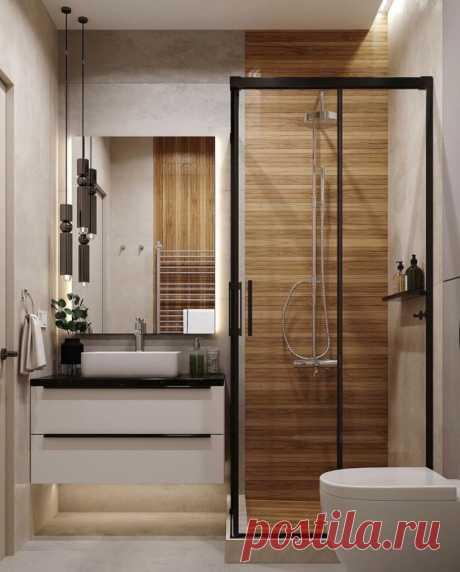 Современный, легкий и стильный интерьер однокомнатной квартиры площадью 36 м² | Architect Guide | Яндекс Дзен