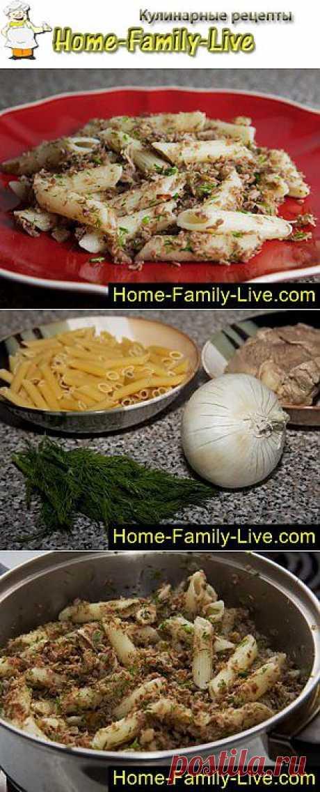 Макароны по-флотски - Кулинарные рецепты | Кулинарные рецепты