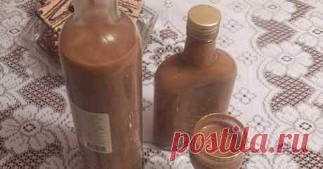 Сливочный ликер Необыкновенно вкусный и ароматный ликер на основе водки.