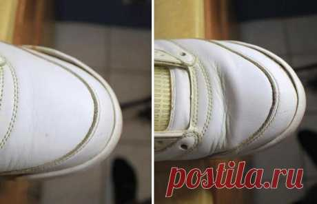 Как результативно убрать заломы и морщины с обуви меньше, чем за час