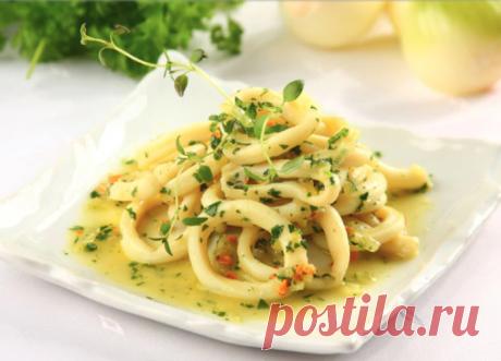 Жареные кальмары - рецепт жареных кальмаров в пошаговыми фото | Cookingfood.com.ua