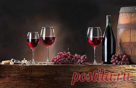 Лечебные вина: свойства и рецепты..