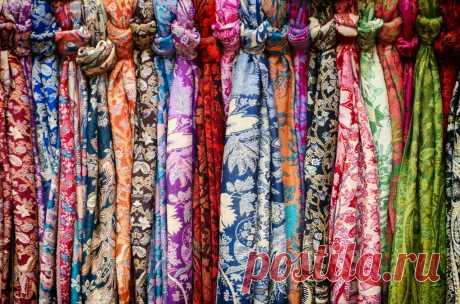 7 способов, как стильно завязать шарф и удивить всех вокруг | socportal: социальные новости